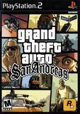 Grand Theft Auto: San Andreas (PlayStation 2)